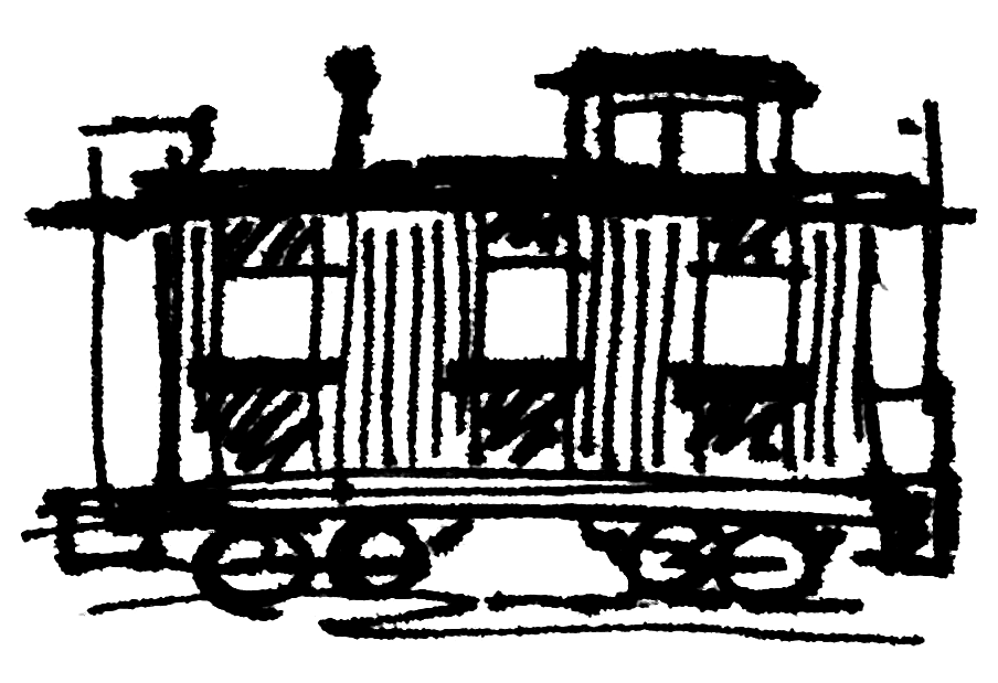 Caboose Logo